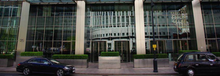 JP Morgan e-permits client