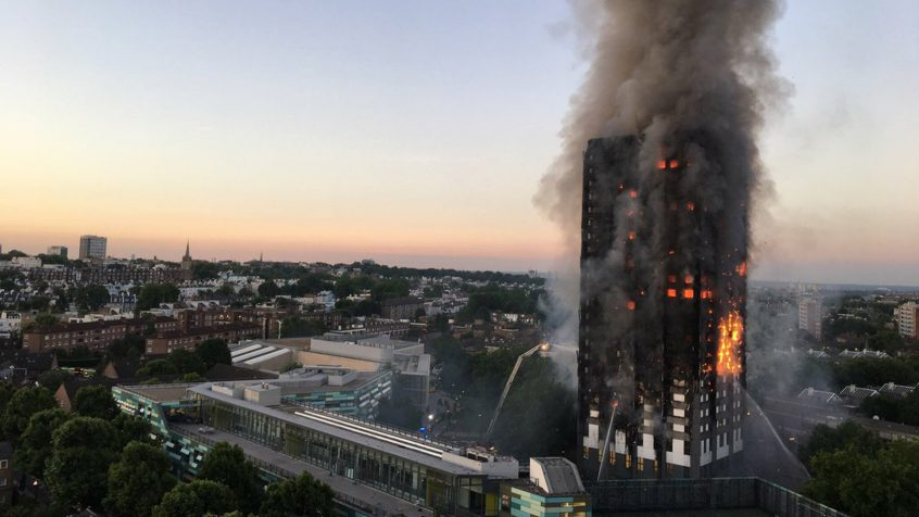 Grenfell Tower UK Health & Safety