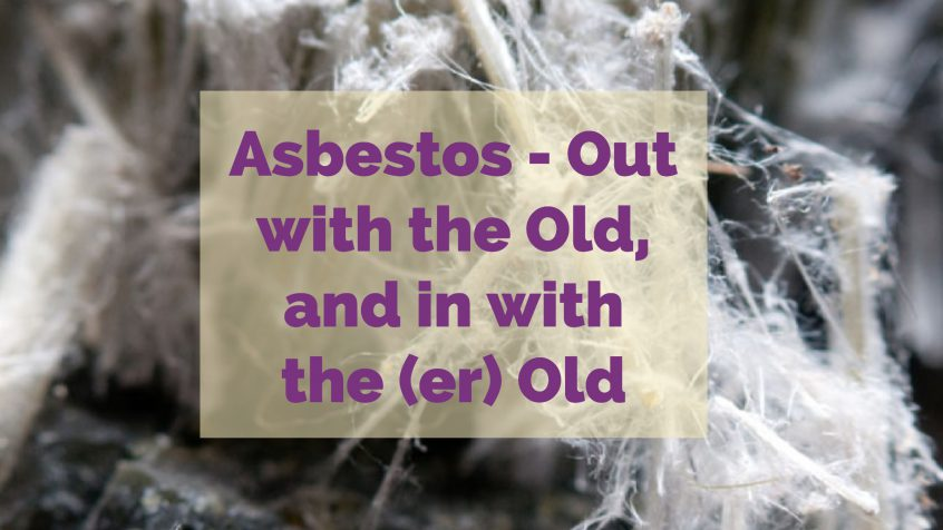 asbestos in the UK state of play January 2018