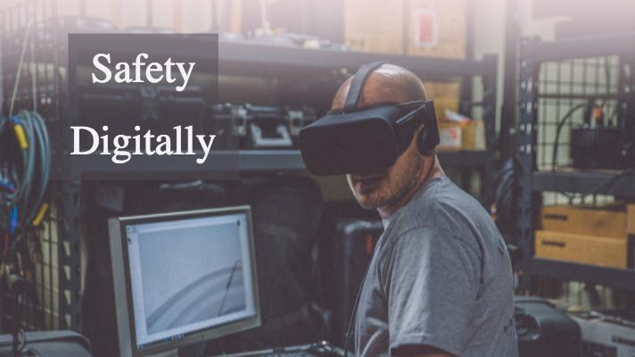 Safety digitally