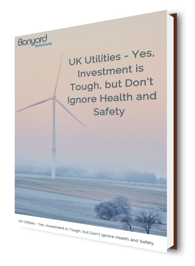 uk utilities - yes, investment is tough but don't ignore health and safety