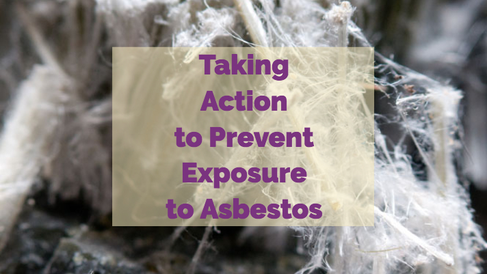 Prevent Exposure to Asbestos