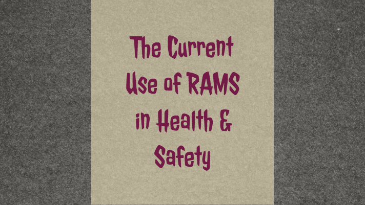 RAMS in Health and Safety