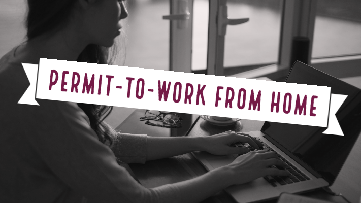Permit to Work from Home