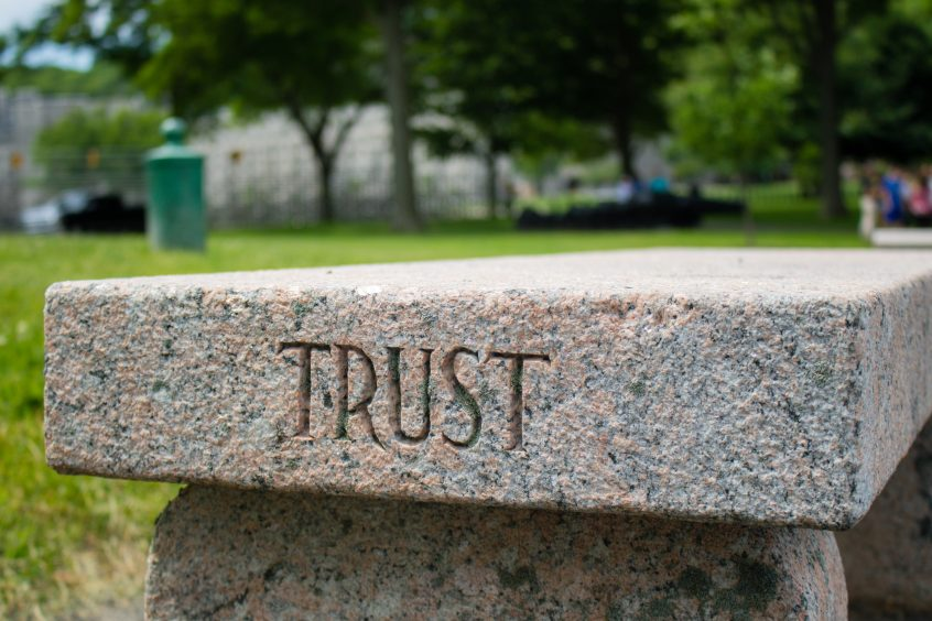 Does Trust Correlate with Safety Performance for Workers