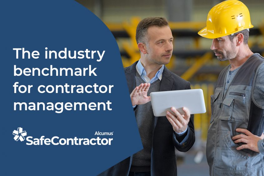 The industry benchmark for contractor management