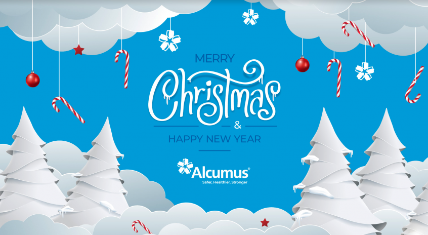 Merry Christmas from Alcumus